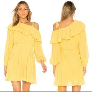 Endless Rose Cold shoulder Long Sleeve Dress S